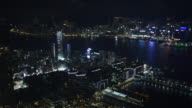 WS HA View over Victoria Harbor and skyline / Hong Kong, China