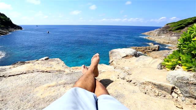 HD : Isola Tachai punto di vista.