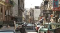 View the city corner Uruguay