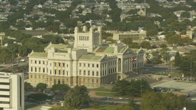View The National Legislature Building, Uruguay