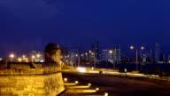 Cartagena notte