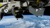 Viewed from the International Space Station this is a major dangerous weather event / It has been called by authorities one of the strongest storms...