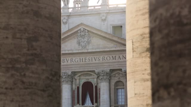 Views around Vatican City as The catholic church elects new Pope FrancisThe inauguration mass of Pope Francis the first ever Latin American Pontiff...