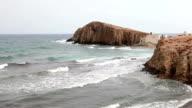 Views from Los Escullos village, Cabo de Gata
