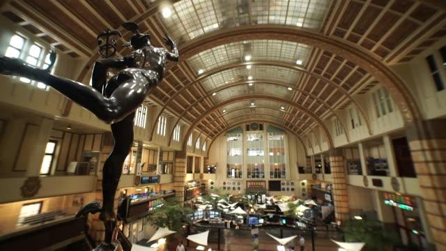 Views inside the Amsterdam Stock Exchange