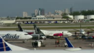 Views of Fort LauderdaleHollywood International Airport days after a mass shooting attack