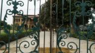 Views of the former Karachi home of Muhammad Ali Jinnah founder of Pakistan