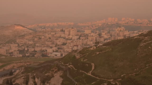 Views of the Jerusalem skyline
