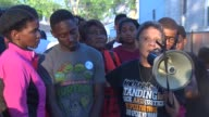 WGN Vigil For 7YearOld Amari Brown Who Was Killed In Chicago Gang Shooting on July 9 2015