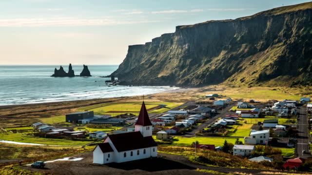 TIME LAPSE: Vik , Iceland