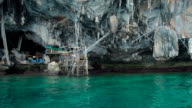 Viking Cave, Phi Phi Islands, Thailand