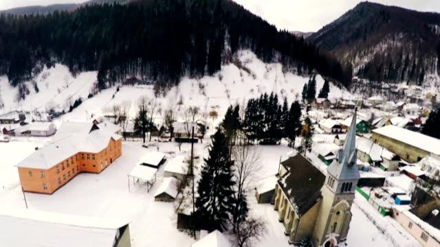 Village. Aerial View