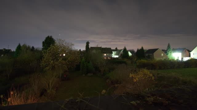 (Dolly) Village at night