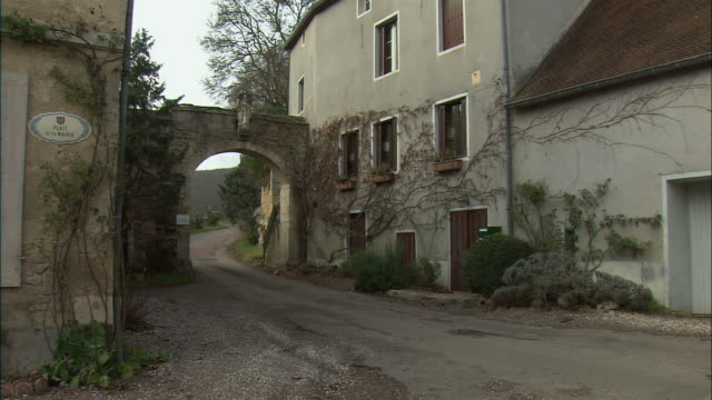 WS Village house with gate / Burgundy, France