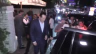 Vince Vaughn outside Chateau Marmont in Hollywood at Celebrity Sightings in Los Angeles on September 16 2017 in Los Angeles California
