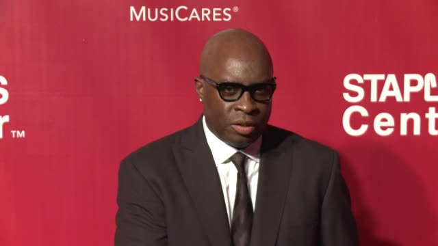 Vince Wilburn Jr at the 2016 MusiCares Person of The Year Honoring Lionel Richie at Los Angeles Convention Center on February 13 2016 in Los Angeles...