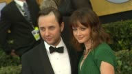 Vincent Kartheiser Alexis Bledel at 19th Annual Screen Actors Guild Awards Arrivals on 1/27/13 in Los Angeles CA