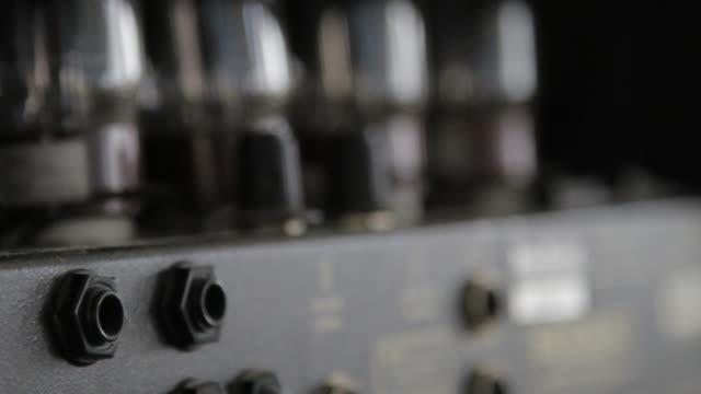 C/U Vintage amplifier