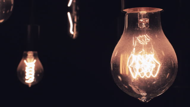 Vintage-Lampen