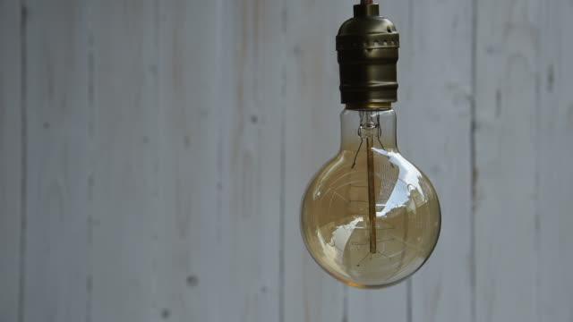HD: Vintage Beleuchtung Dekor