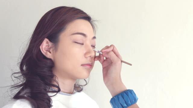 Vintage Make-Up-Artist,