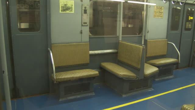 Vintage NYC Subway Train Cars (1930s - 1970s)