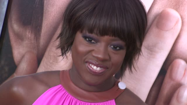 Viola Davis at 'Extremely Loud Incredibly Close' New York Premiere New York NY United States