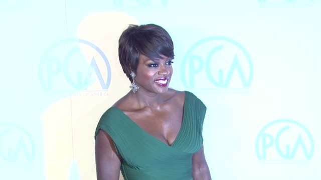 Viola Davis at the 23rd Annual Producers Guild Awards on 1/21/12 in Beverly Hills CA