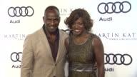 Viola Davis at the Audi And Martin Katz Celebrate The 2012 Golden Globe Awards in West Hollywood CA