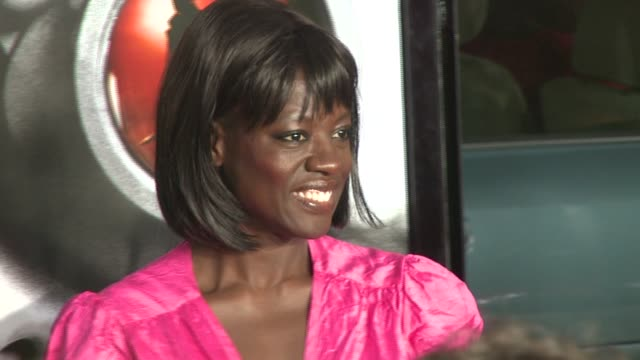 Viola Davis at the 'Disturbia' Premiere at Grauman's Chinese Theatre in Hollywood California on April 4 2007