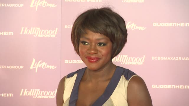 Viola Davis at The Hollywood Reporter's Annual 'Power 100 Women In Entertainment Breakfast' Beverly Hills CA United States 12/7/11