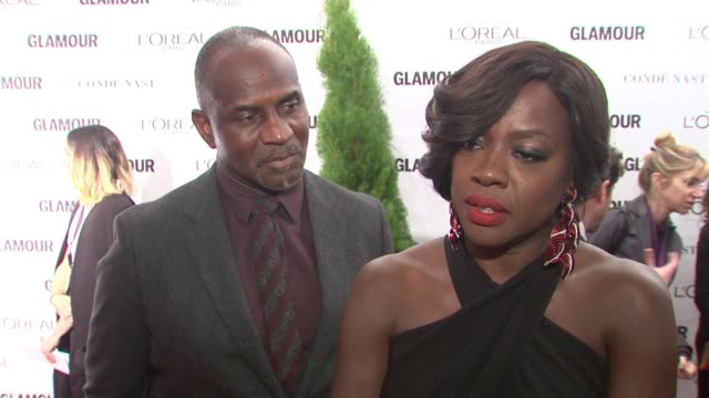 INTERVIEW Viola Davis discusses presenting to the women of Charleston tonight On why they are so deserving of this award On what makes this event so...