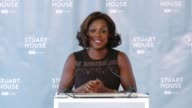 SPEECH Viola Davis on her personal story of family sexual abuse how the house addresses children's specific needs and how the fight continues at The...