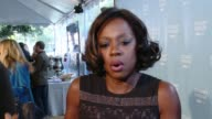 INTERVIEW Viola Davis on the importance of this event and how the safe house helps address child sexual abuse at The Rape Foundation's Dedication...