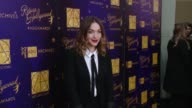 Violett Beane at 21st Annual Art Directors Guild Excellence In Production Design Awards at The Ray Dolby Ballroom at Hollywood Highland Center on...