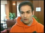 Controversy over broadcast of video made by gunman Karan Grewal interview SOT Blacksburg Post Office Building as reporter to camera