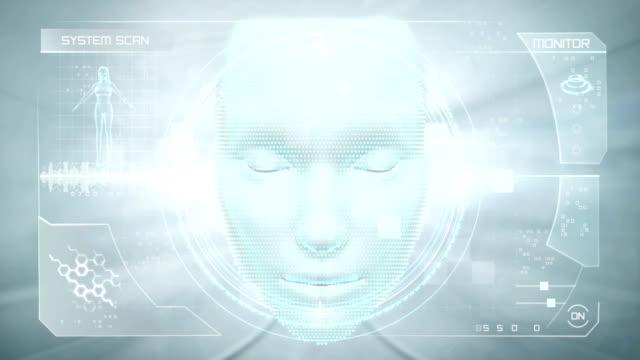 Virtual face interface
