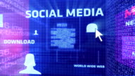 Virtual World and Social Media