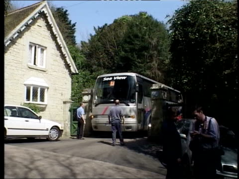 12 die in Hong Kong LIB NO RESALE ENGLAND Hampshire Isle of Wight Building at activity centre being used to quarantine boarding school pupils...