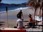 1963 Visiting Acapulco