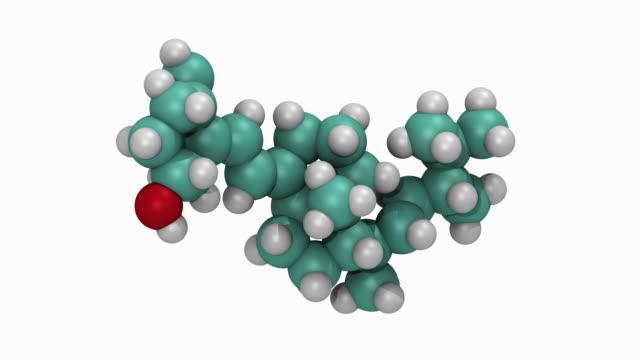 Vitamin D molecule