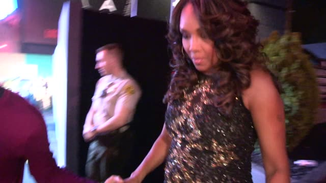 Vivica A Fox greets fans at the Essence Magazine's 5th Annual Black Women In Music at 1 Oak West Hollywood in Celebrity Sightings in Los Angeles...