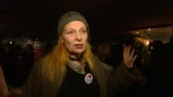 Vivienne Westwood on how she's not worried about what she's going to see on her attitude to life she's an art lover on London being the biggest...