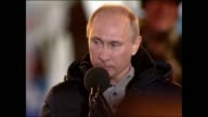 Vladimir Putin on Monday prepared to reoccupy the Kremlin after a crushing presidential election victory that Russian and foreign observers said had...