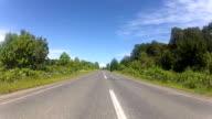 Vulkan road