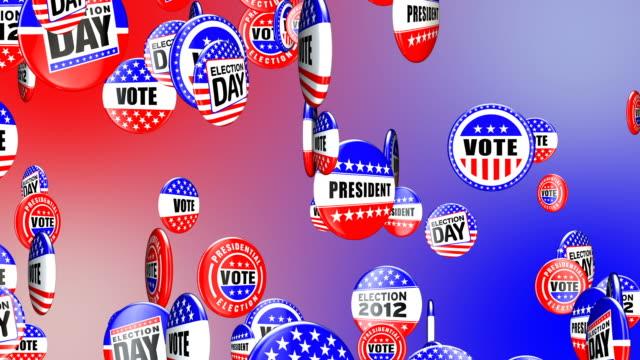 Vote Pins
