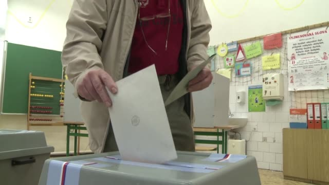 Voters flock to polling stations the second and final day of a Czech general election expected to sweep into power a billionaire populist dubbed the...