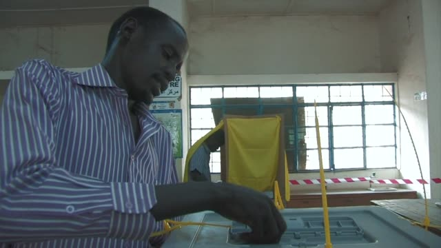 Voting continues in a landmark referendum in south Sudan Juba Sudan