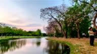Wachirabenchatat (Rot Fai) Park