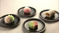 Wagashi, Traditional Japanese Sweets